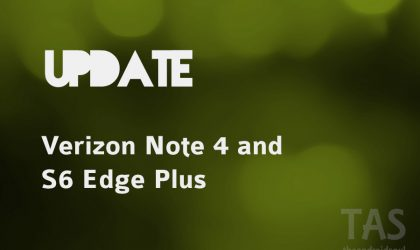 New Security Update released for Verizon Note 5 and S6 Edge Plus