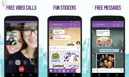 New update to Viber app allows backup and restore of messages, GIFs and money sending from US