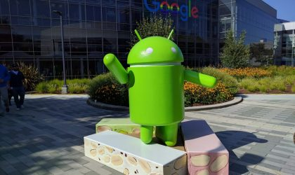 Android N is for Nougat!