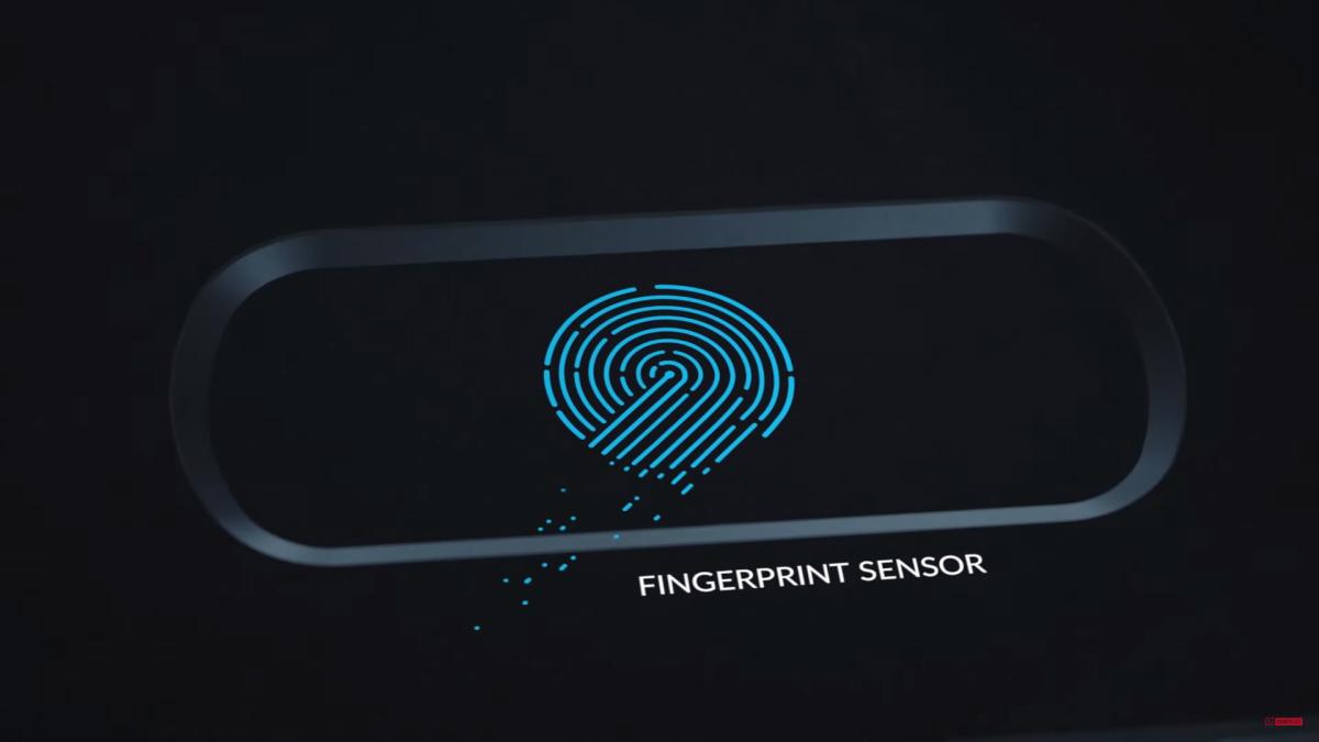 """Enable Fingerprint unlock on Boot with """"Fingerprint ..."""