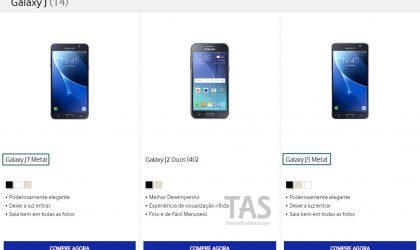 Samsung thinks Galaxy J5 and J7 are 'Metal' phones because.. they can!