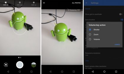 Google Camera 4.1 update doesn't support Marshmallow, Lollipop and other previous Android versions