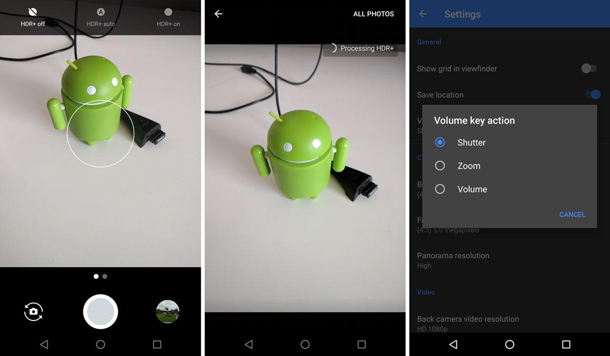 Google Camera 4.1 update doesn't support Marshmallow, Lollipop and ...