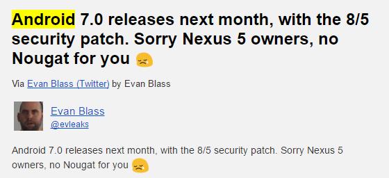 Nougat-release-date