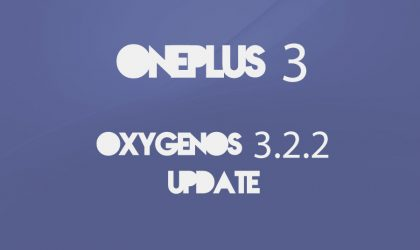[OTA download] OxygenOS 3.2.2 for OnePlus 3 released, fixes alert slider issue and disables fingerprint sensor when device is in pocket