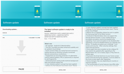 A800FXXU1BPF5: Marshmallow update for Galaxy A8 released in India