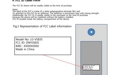 Verizon LG V11 (or V20) release is imminent as it crosses FCC borders