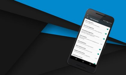 How to Turn Off Auto Correct on Android Nougat