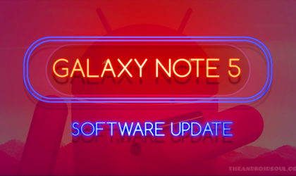 Galaxy Note 5 update: Android 9 Pie news; August patch available at AT&T