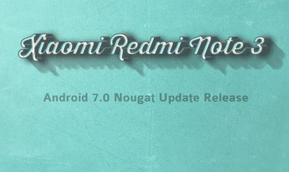 Xiaomi Redmi Note 3 Nougat update: Android 7.1.1 build found under testing