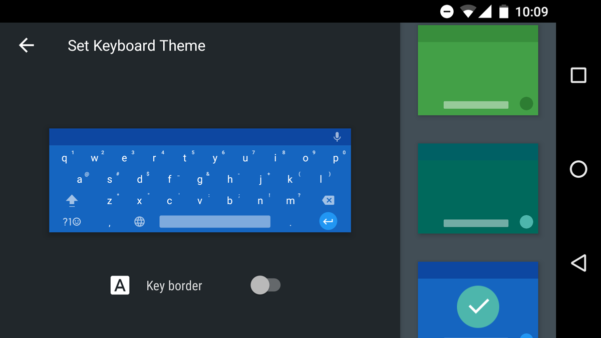 Google voice themes for android - How To Set Theme On Google Keyboard