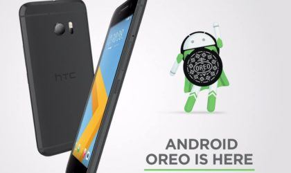 Sprint rolling out Oreo to its HTC 10 users