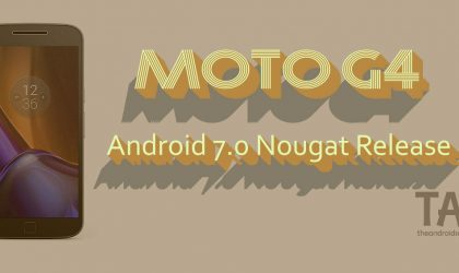 Moto G4 and G4 Plus Android Nougat release expectations