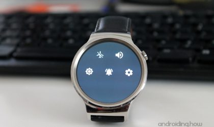 FYI: Android Wear 2.0 Doesn't have Theater Mode