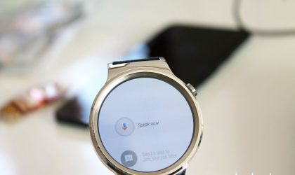 """FYI: """"Ok Google"""" Does Not Work on Android Wear 2.0 Update"""