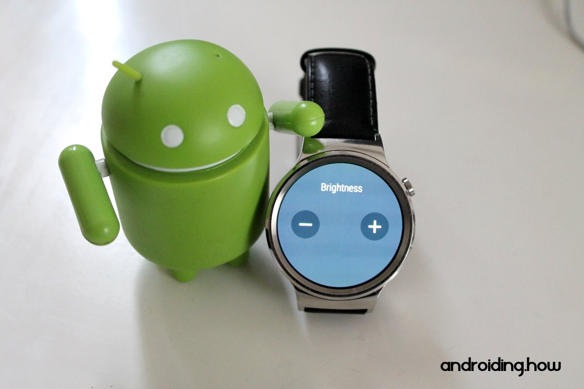 Display Brightness for Wear, Automatic Brightness in Your Smartwatch without Light Sensor