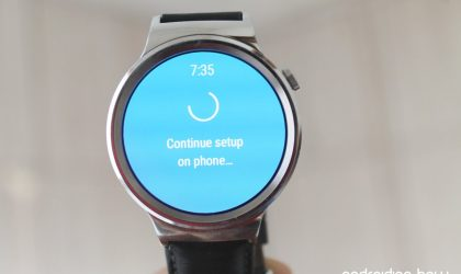 "Android Wear Watch Stuck on ""Continue setup on phone""? Here's how to fix"