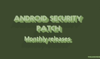 [Device List] October security patch level release details