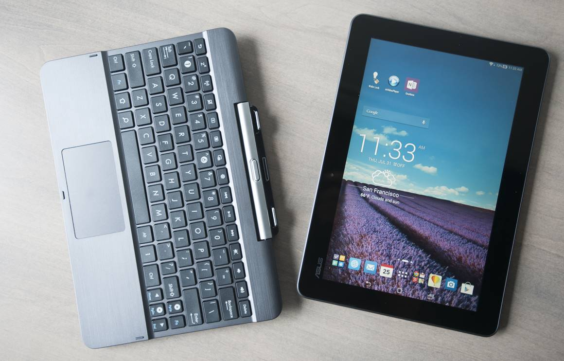 How to Install Android 7.0 Nougat on Asus Transformer ...