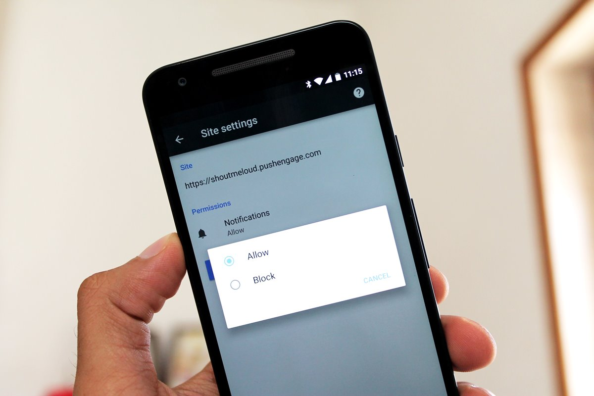 How to block dating sites from android