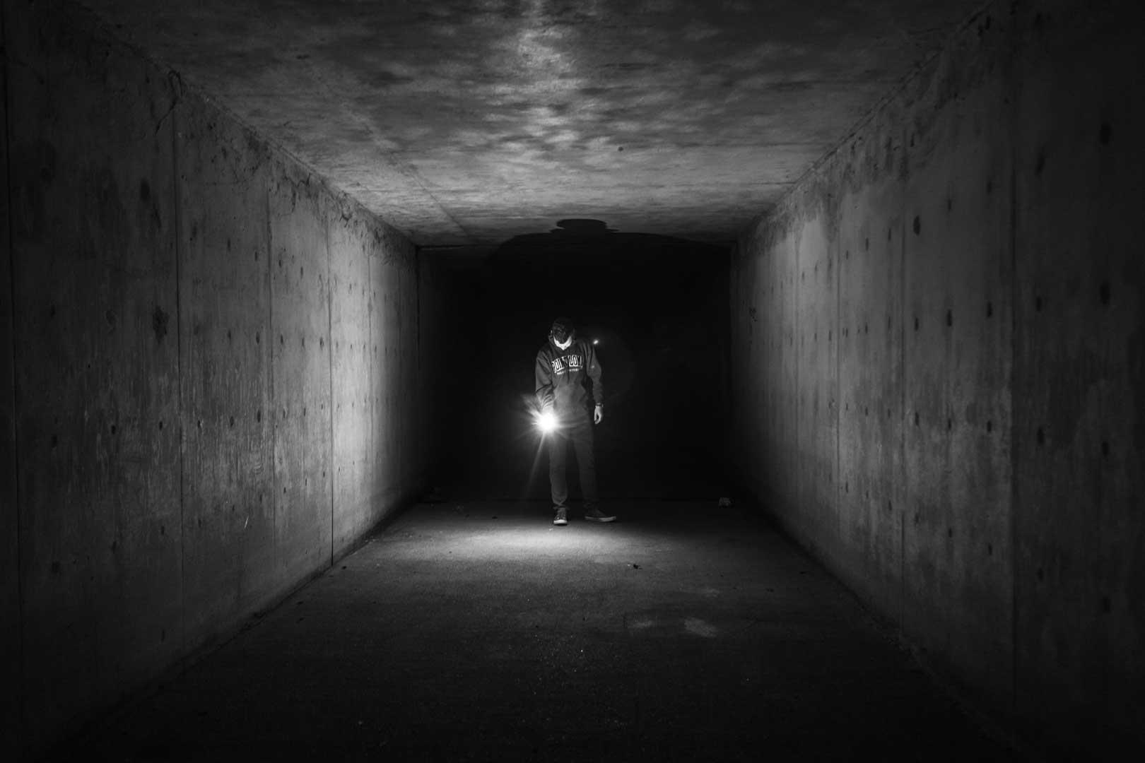 angels walking in tunnel wallpaper - photo #4