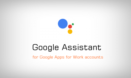 How to Enable Google Assistant for Google Apps for Work Accounts on Allo