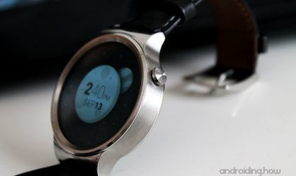 How to Update Huawei Watch to Android Wear 2.0 [Build: NVE68J]