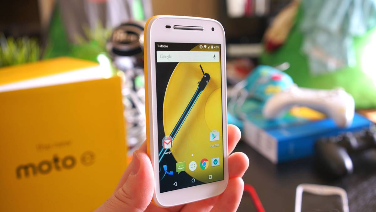 Download & Install Moto E 2015 Android 7 0 Nougat ROM [AOSP]