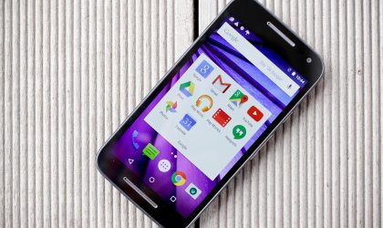Download Moto G 2015 Android 7.0 Nougat ROM [AOSP]