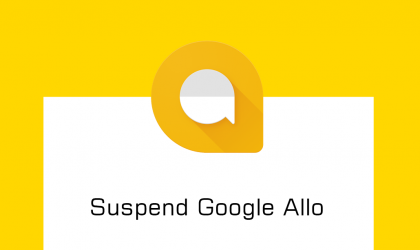 How to Suspend Google Allo when your Phone is Lost or Stolen