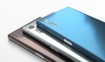 Xperia XZ goes for pre-registration in India