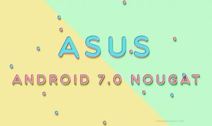Asus Nougat update: Zenfone 3 Ultra receiving Nougat in Japan
