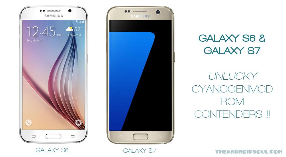 cm14 galaxy s7 s6