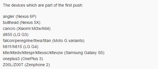 CM14 and CM14 1 Downloads and Device List [CyanogenMod 14 1]