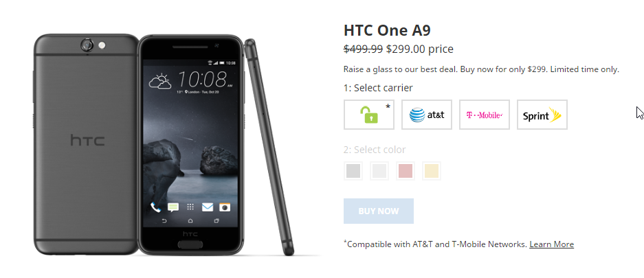 one-a9-deal-price-fall
