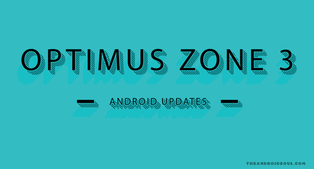 optimus zone 3 update