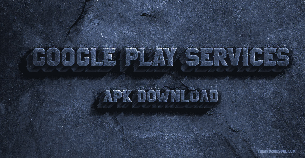 download the latest version of google play services