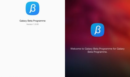 Galaxy beta program APK Download [Android 7.0 Nougat beta release info]