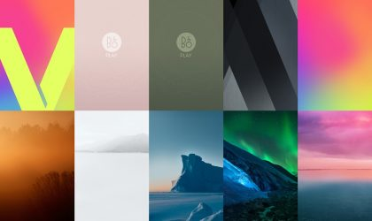 Download LG V20 stock wallpapers