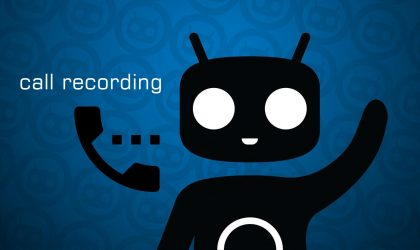 How to Record Call on CM14, CM13, CM12 and CM11 with XCallRecordingSettings Xposed Module