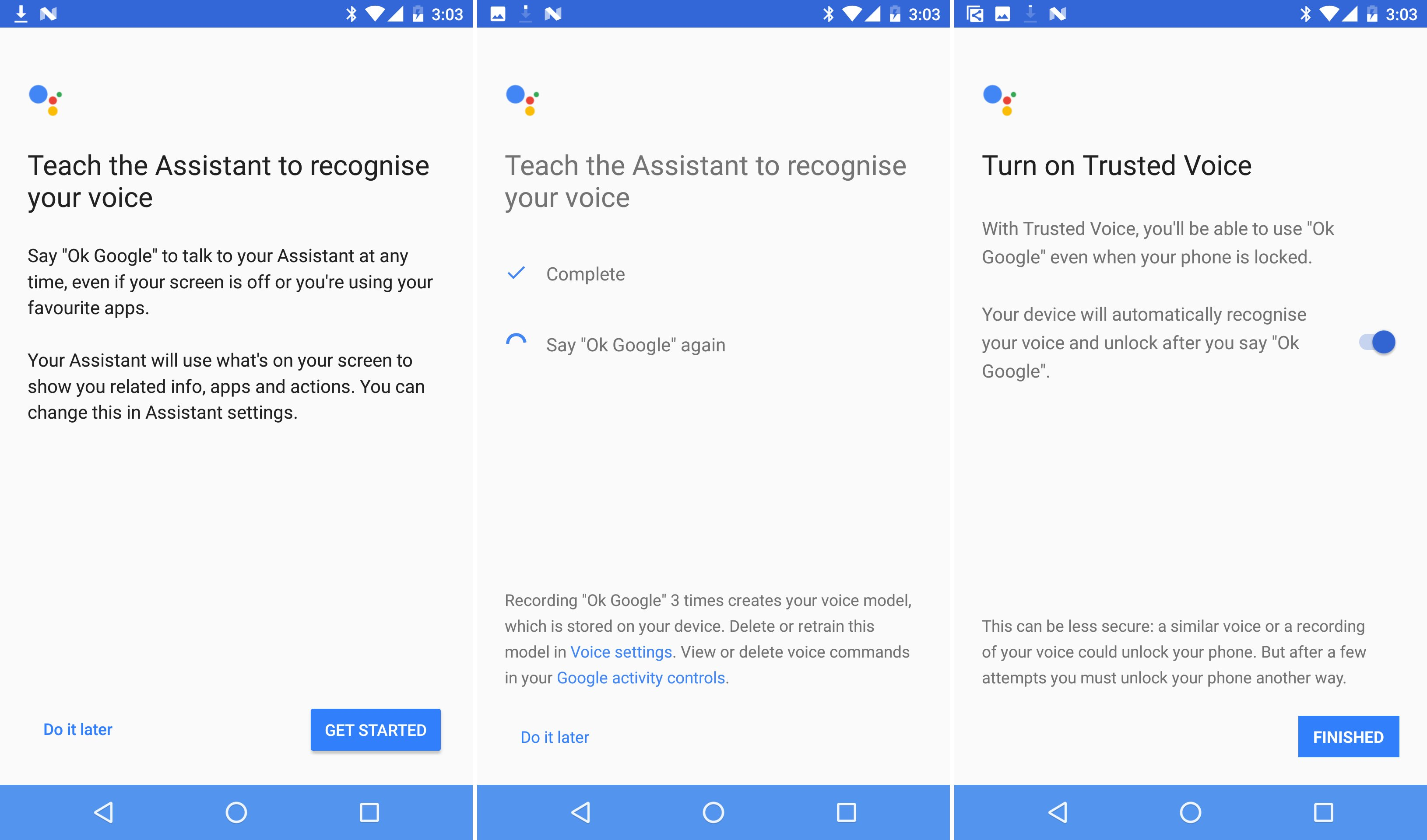 How to Enable Google Assistant on Nexus and other Android ...