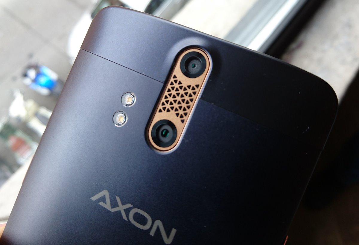 zte axon root Waterproof iPad Case