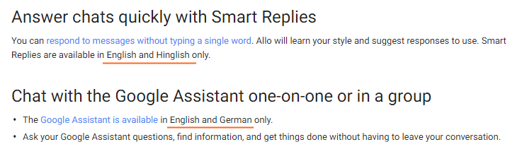 Google makes German its Assistant's second language while Smart replies gets Hinglish support
