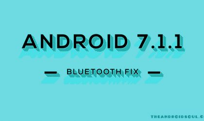 Android 7.1.1 Bluetooth disconnect bug fixed by Google, to be part of next update