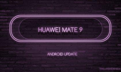 Huawei Mate 9 Pie update: EMUI 9.1 beta brings May 2019 security patch