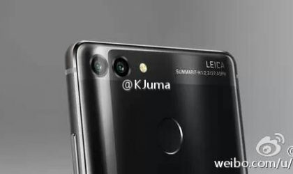 Huawei P10 Plus comes out in image leak