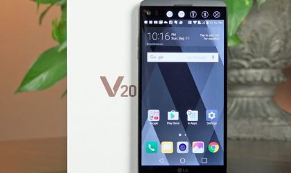 [Update: 10i firmware] How to Root T-Mobile LG V20, install TWRP and Disable Force Encrypt using Dirty Cow kernel exploit (recowvery)