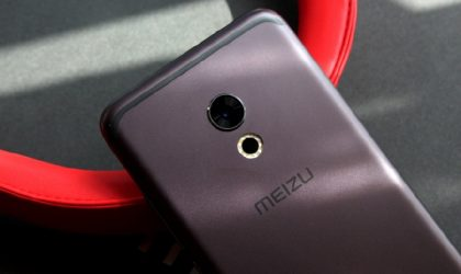 Leaked images of Meizu Pro 6S show Purple variant