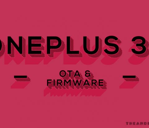 OnePlus 3T firmware: OxygenOS 5.0.6 available!