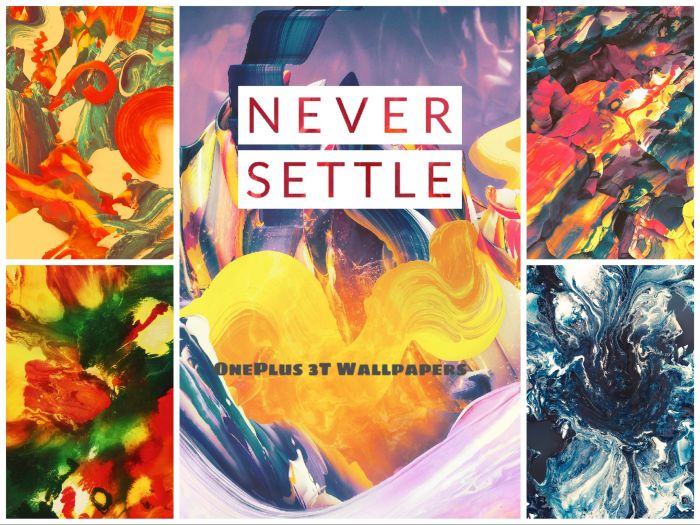 Download OnePlus 3T Stock Wallpapers